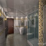 Ванная комната (Вариант 2 Вид 2)