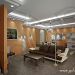 Гостиная (1-й этаж)