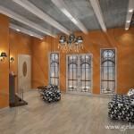 Каминная комната (2-й этаж)