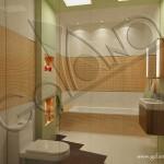 ванная санузел