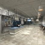 дизайн кафе (зал)