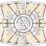 План 13-го этажа
